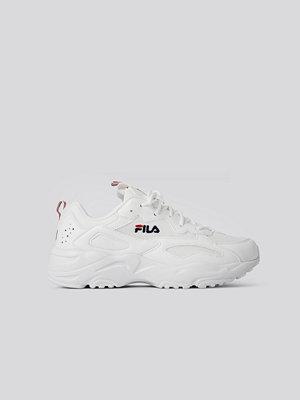 Fila Ray Tracer Sneaker vit