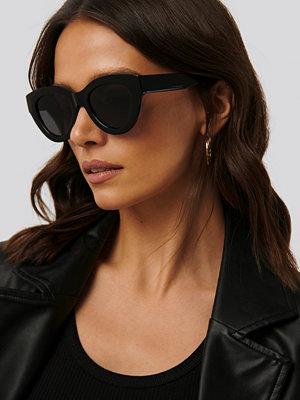 Solglasögon - Mango Pia Sunglasses svart