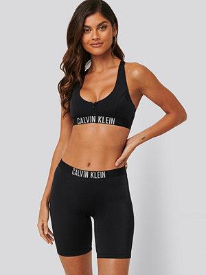 Calvin Klein Bikiniunderdel I Surfshortsmodell svart