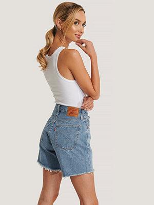 Levi's 501-Shorts blå