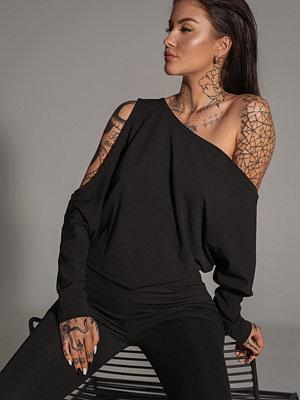 Toppar - Olivia Salo x NA-KD Topp svart