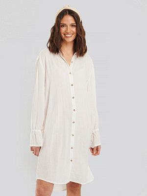 Sparkz Skjortklänning vit