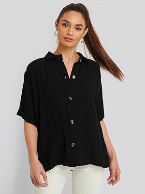 Sparkz Skjorta Med Kort Ärm svart