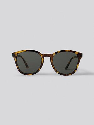 Le Specs Renegade brun
