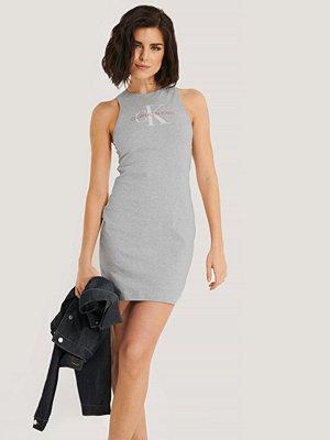 Calvin Klein Tanktopklänning grå