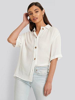 Sparkz Skjorta Med Kort Ärm vit