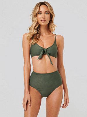 Bikini - NA-KD Swimwear Bikiniunderdel grön