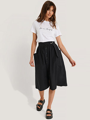 Kjolar - Trendyol Midikjol svart