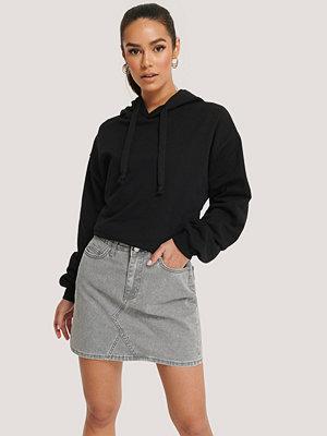 Kjolar - Trendyol Minikjol I Denim grå