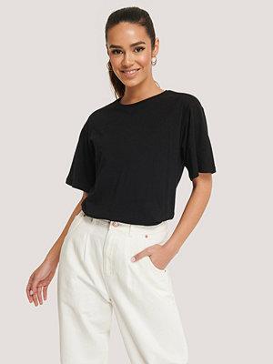 Trendyol Oversize T-Shirt svart