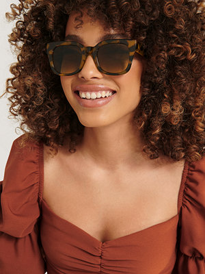 Mango Solglasögon brun