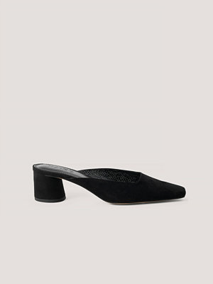NA-KD Shoes Mules svart