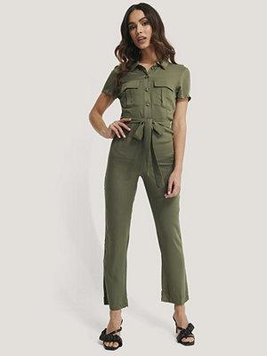 Jumpsuits & playsuits - Trendyol Jumpsuit grön
