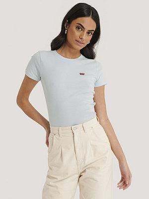 Levi's T-Shirt Med Kort Ärm blå