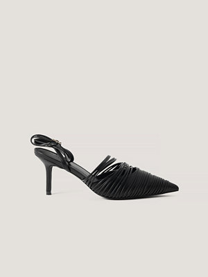 NA-KD Shoes Slingback-Pumps svart