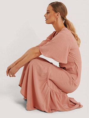 Trendyol Maxiklänning rosa