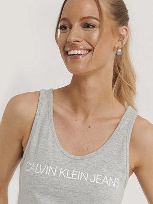 Calvin Klein Linne grå
