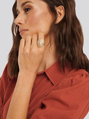 NA-KD Accessories smycke Ring guld