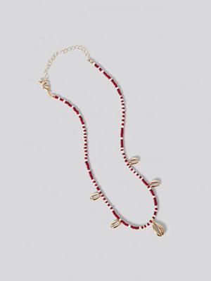 NA-KD Accessories smycke Halsband röd