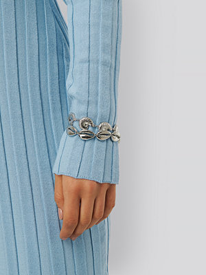 NA-KD Accessories smycke Armbandsset silver