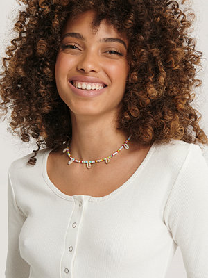 NA-KD Accessories smycke Halsband multicolor