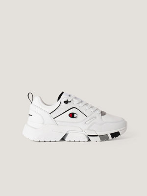 Champion Chunky Sneakers vit