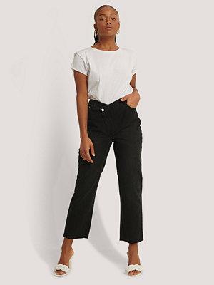 Jeans - NA-KD Trend Jeans svart