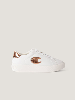 Champion Klassiska Sneakers vit