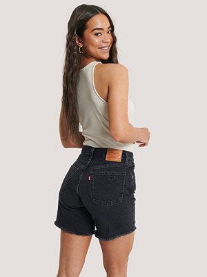 Levi's 501-Shorts svart