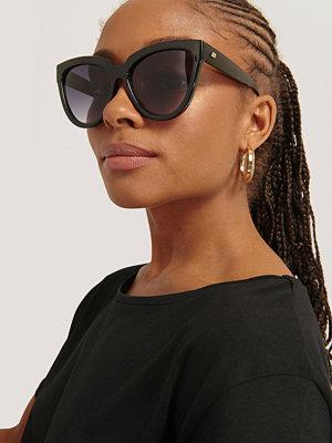 Le Specs Solglasögon svart