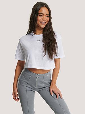 Fila Oversize T-Shirt vit