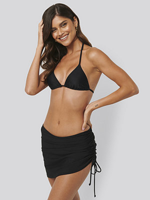 NA-KD Swimwear Swim Skirt svart