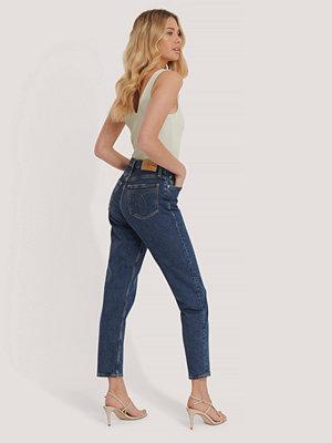 Jeans - Calvin Klein Mom-Jeans blå