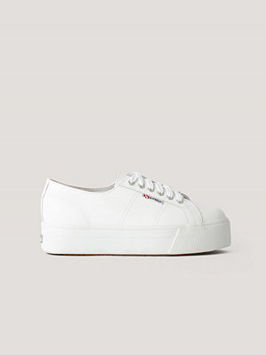 Superga Chunky Sneakers vit