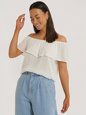 Sparkz Off Shoulder-Topp offvit