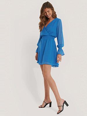 NA-KD Miniklänning blå