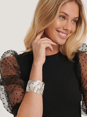 NA-KD Accessories smycke Armband silver
