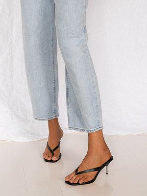 Pumps & klackskor - NA-KD Shoes Sandaler svart