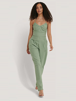 Jumpsuits & playsuits - Trendyol Jumpsuit grön
