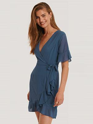 Sisters Point Greto Dress blå