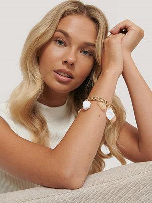 NA-KD Accessories smycke Armband guld