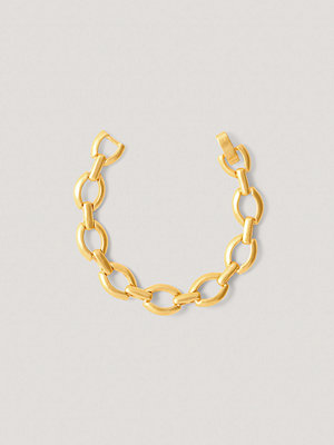 Mango smycke Armband guld