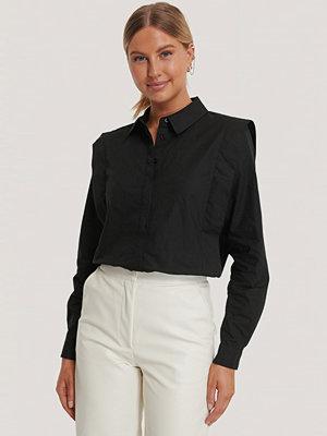 Skjortor - NA-KD Trend Skjorta svart