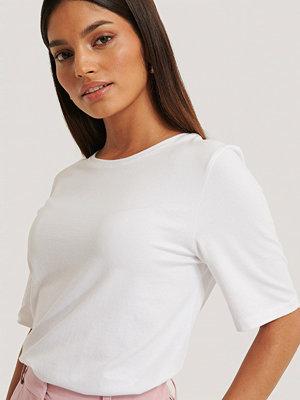 Jldrae x NA-KD T-Shirt vit