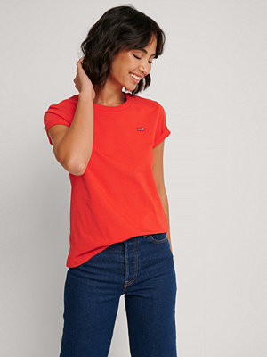 Levi's T-Shirt röd