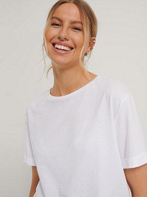 Mango Ekologisk T-shirt vit