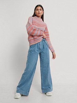 Trendyol Vida Jeans blå