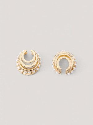 NA-KD Accessories smycke Cufförhängen guld
