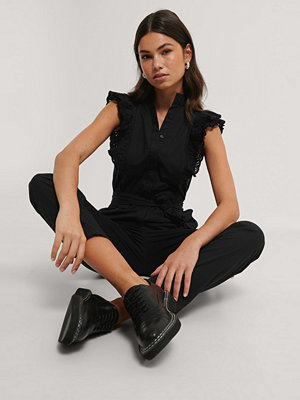 Jumpsuits & playsuits - NA-KD Trend Jumpsuit svart