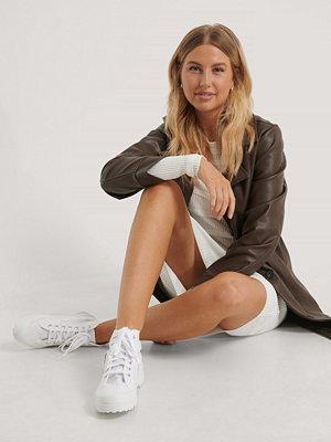 Sneakers & streetskor - Superga Klassiska Sneakers vit